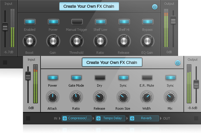 SONAR X1 Producer Expanded & SONAR X1 FX Chains Expanded!